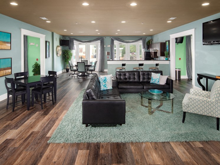 Community Clubhouse at Abberly at West Ashley Apartment Homes, South Carolina, 29414
