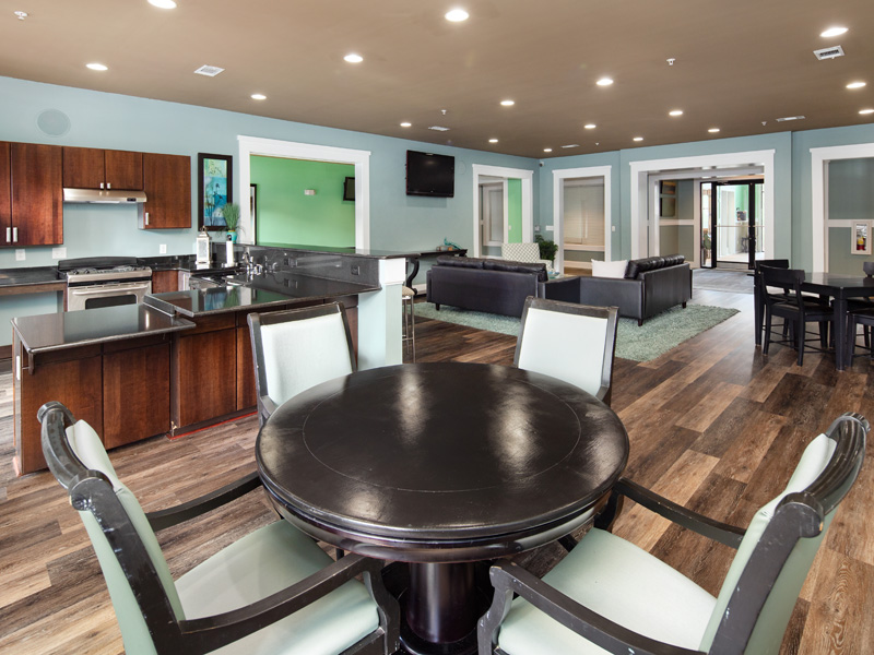 Large Interactive Clubhouse at Abberly at West Ashley Apartment Homes, Charleston, SC, 29414