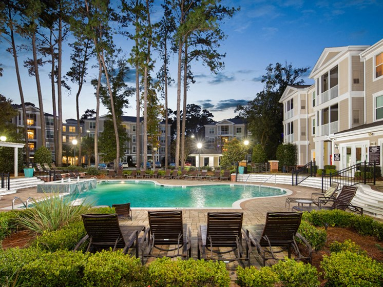 Modern Living Experience at Abberly at West Ashley Apartment Homes by HHHunt, South Carolina