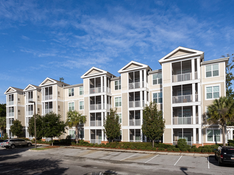 Controlled Access Buildings at Abberly at West Ashley Apartment Homes, Charleston, 29414