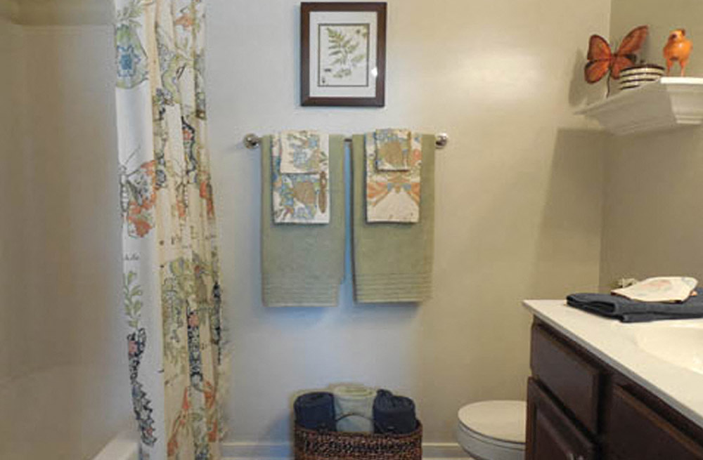 Bathroom Fitters at Abberly Twin Hickory Apartment Homes, Glen Allen, VA