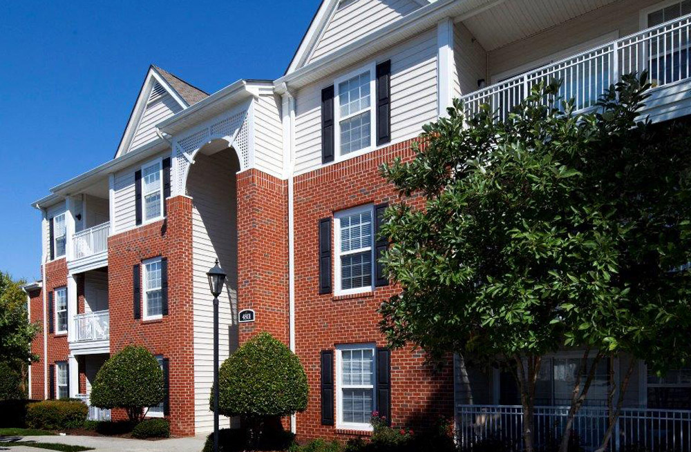 Exterior View Of Property at Abberly Twin Hickory Apartment Homes, Glen Allen, 23059