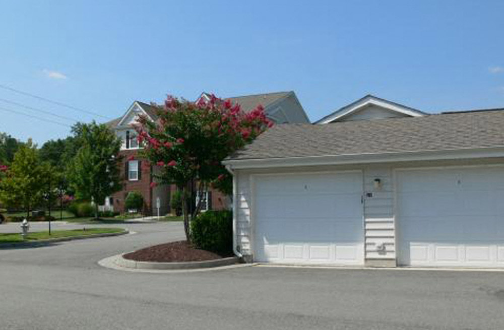 Detached Garages at Abberly Twin Hickory Apartment Homes, Virginia, 23059