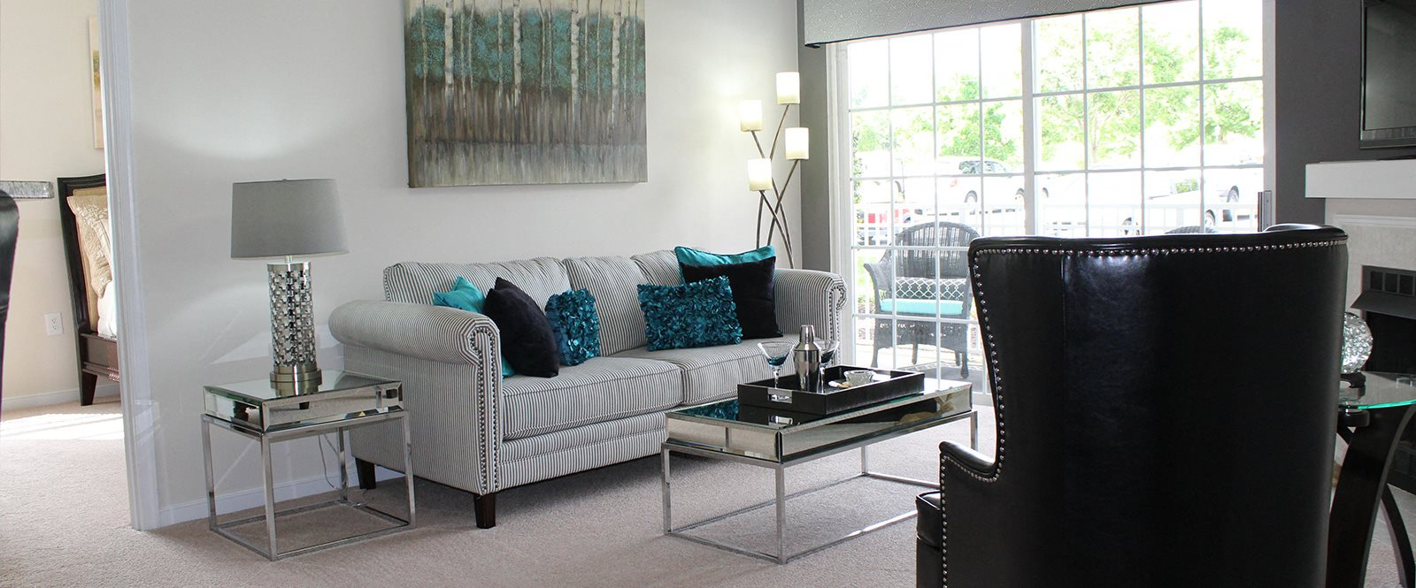 Sophisticated Apartment Living at Abberly Twin Hickory Apartment Homes, Glen Allen, VA