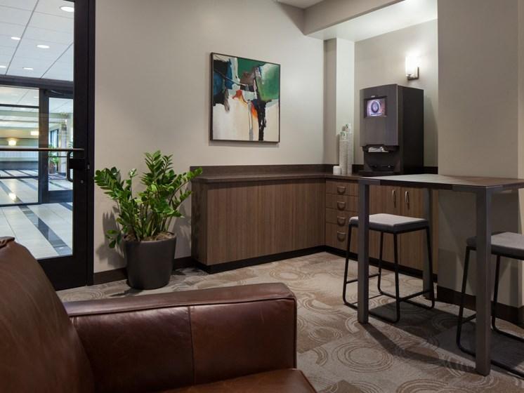 Resident Lounge