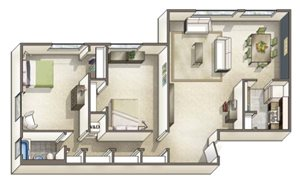 Infinity Apartments Arlington Va