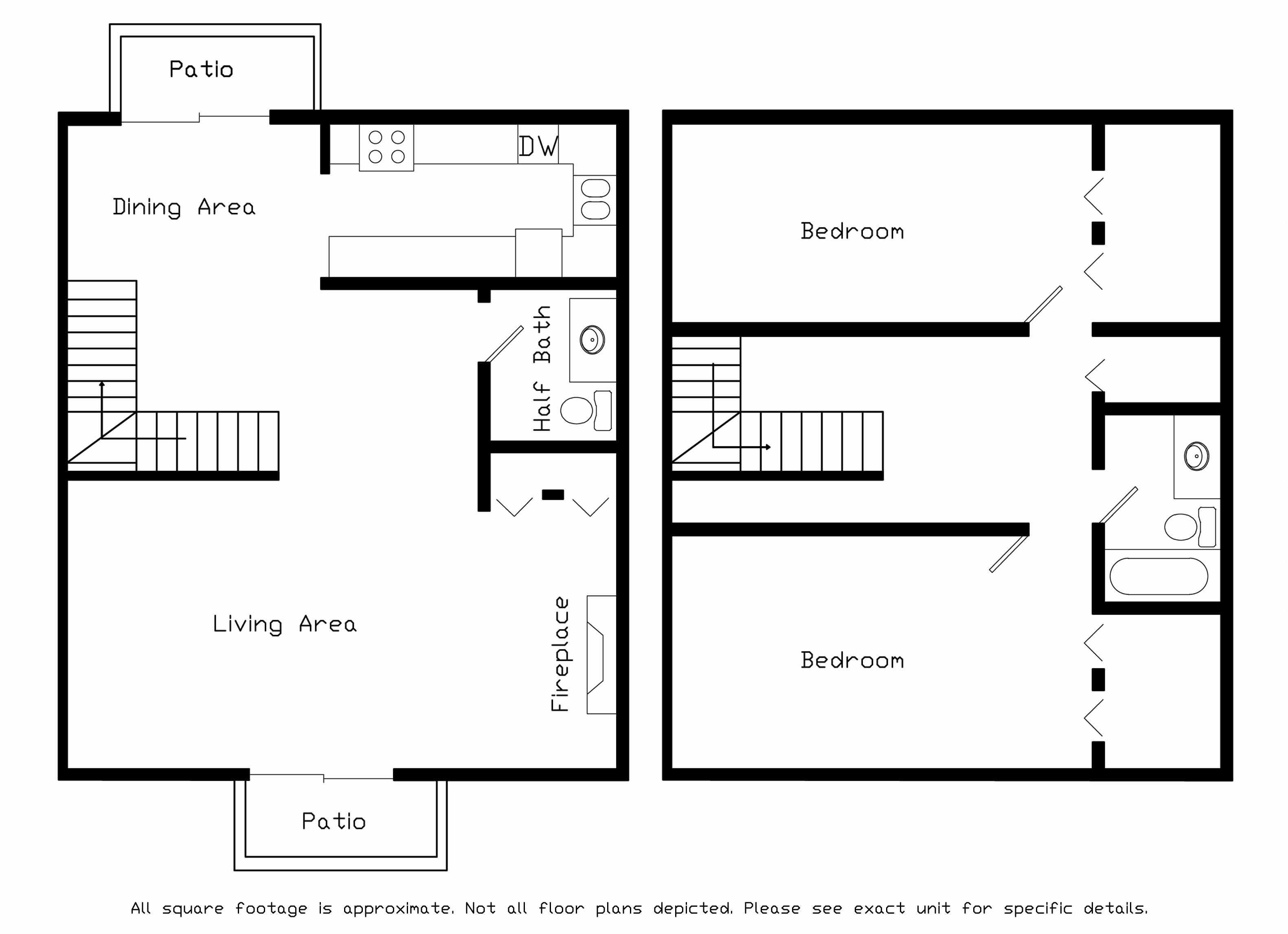 2LG Floor Plan 4