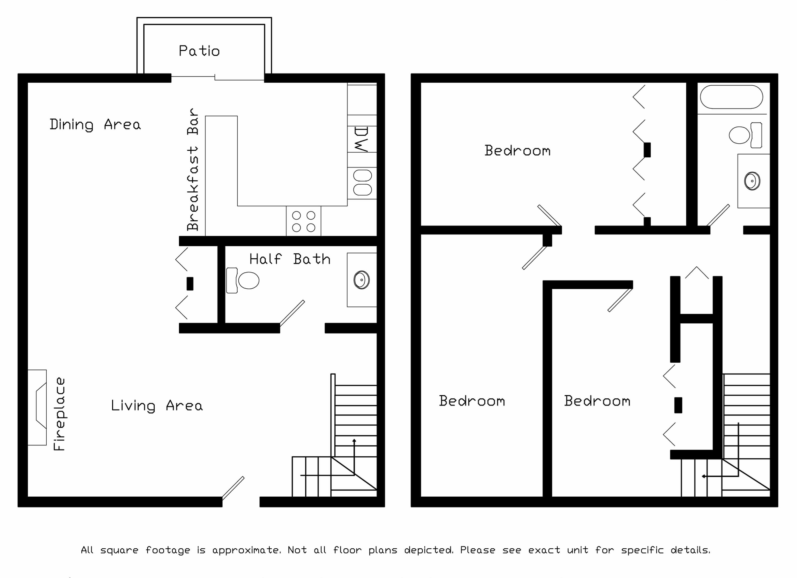 Floor Plans Of Brookstone Townhomes In Fitchburg Wi Actually Prefer To Get Several Copies My Plan And Draw Each 3s 6