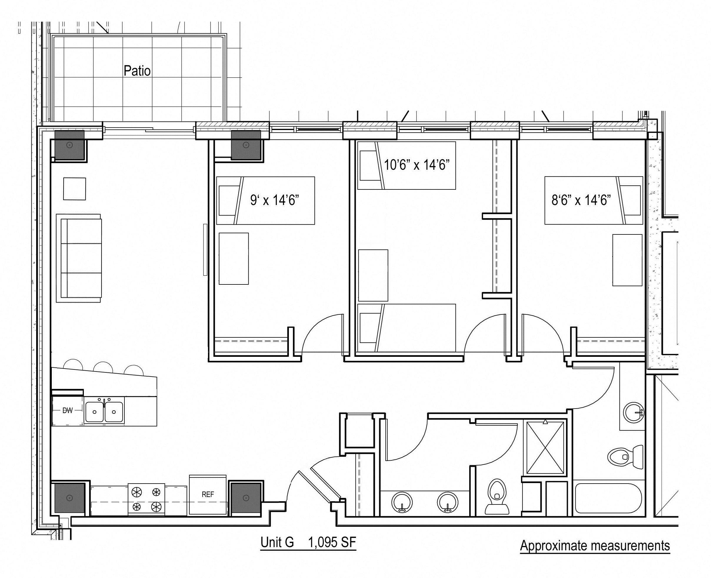 g fridge dometic rv renovation img gasket silhouette floor