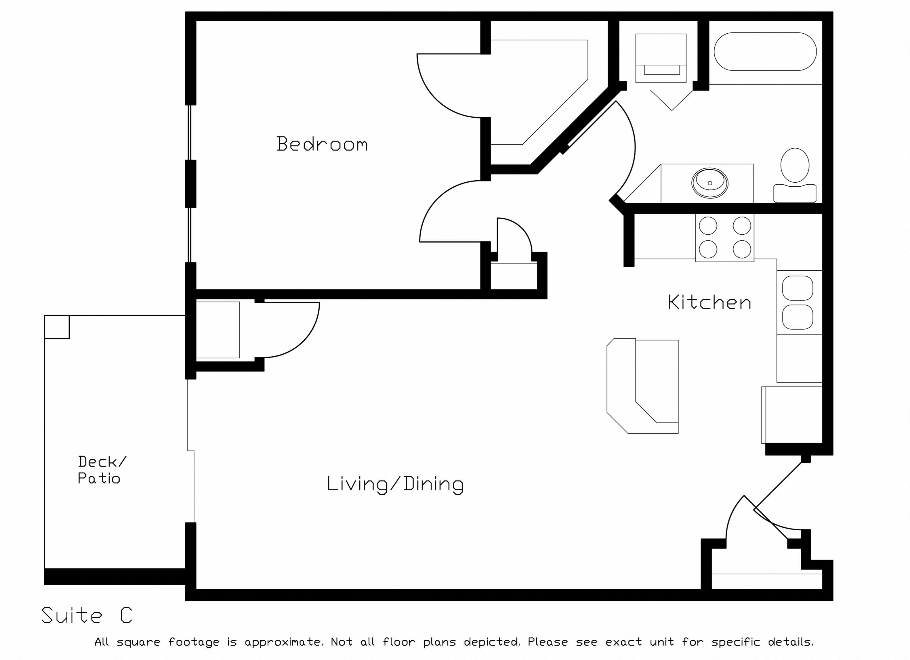 Woodland Fields Apartments In Madison Wi Actually Prefer To Get Several Copies Of My Floor Plan And Draw Each C2 2
