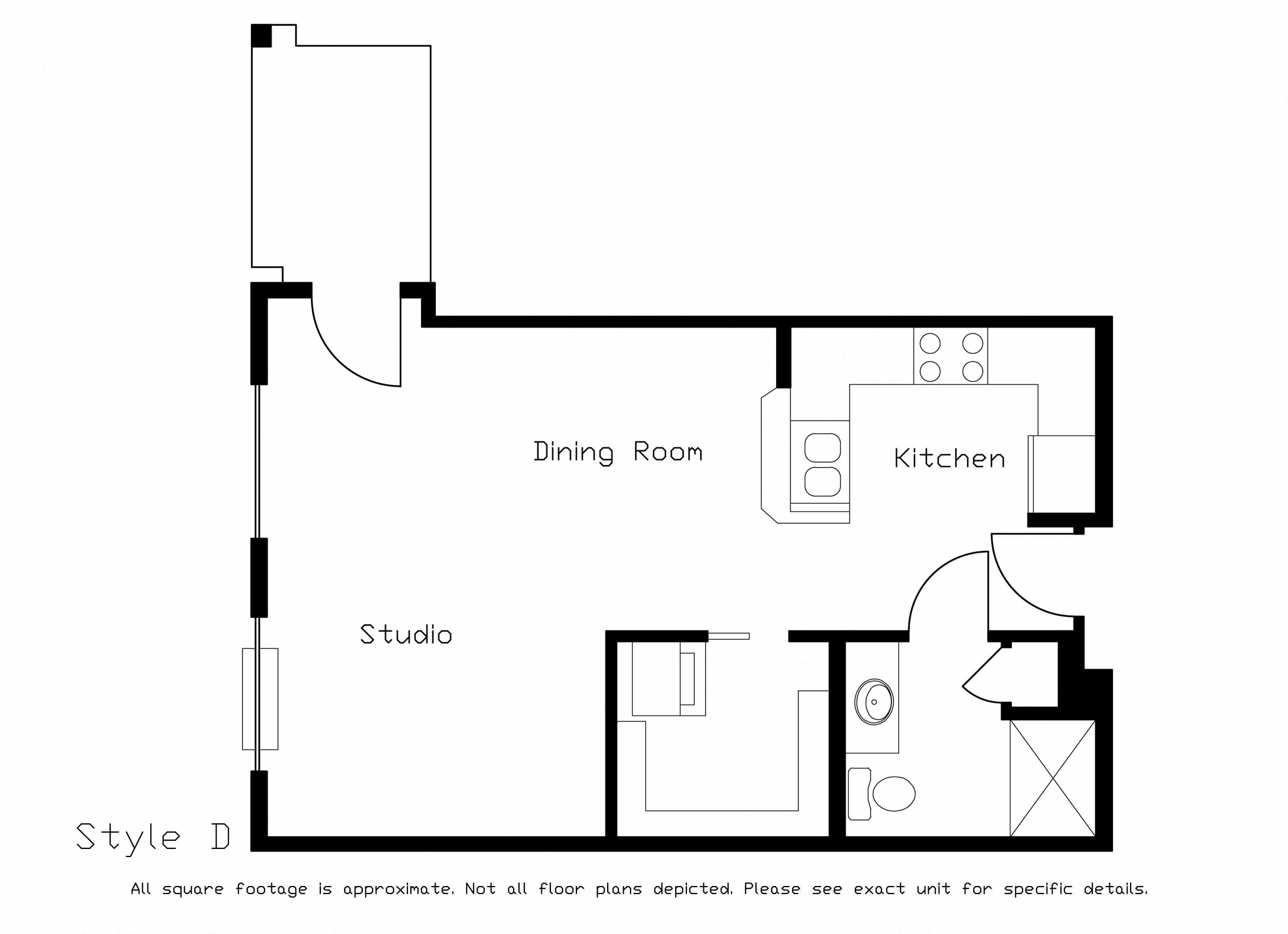 D Floor Plan 1