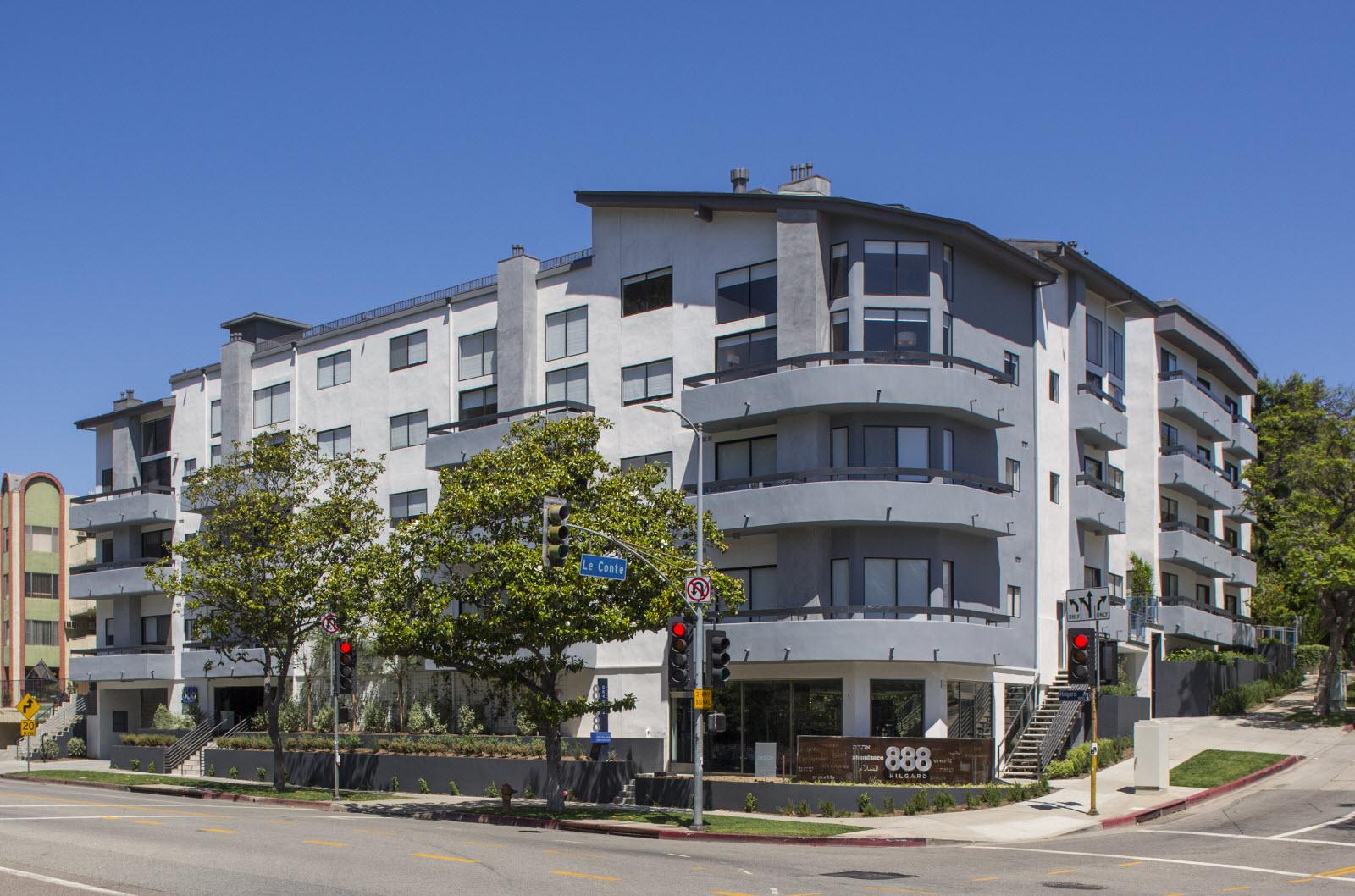 luxury apartments westwood
