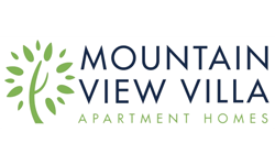 logo at Mountain View Villa Apartments Logo, Cottonwood
