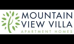 logo at Mountain View Villa Apartments Logo, Cottonwood