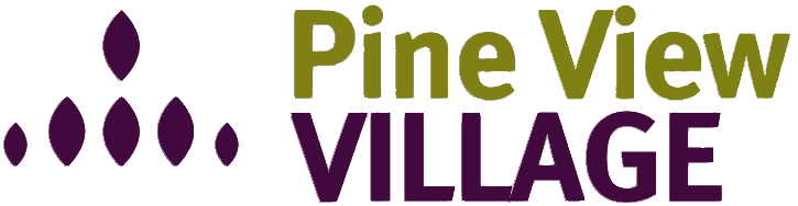 at Pine View Village Apartments Logo, Flagstaff