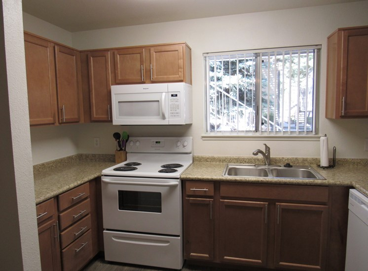 Rent by the Room Shared Kitchen