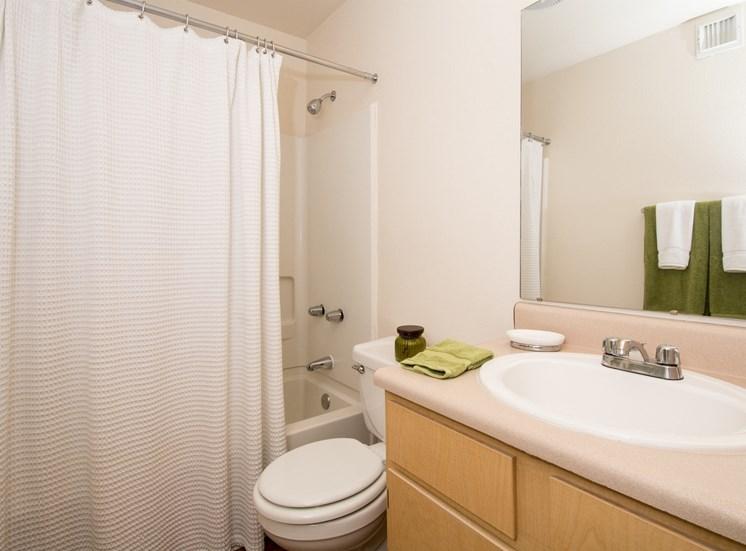 2 Bedroom Apartment with En-Suite Bathroom