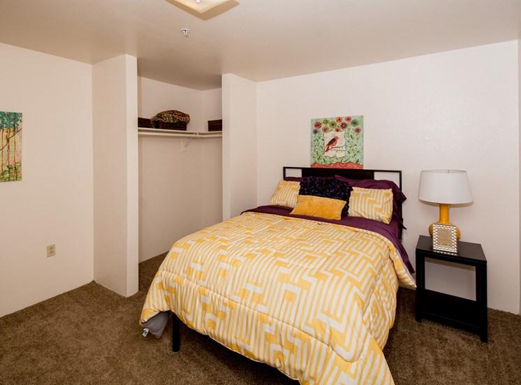 4 Bedroom Apartment Bedroom 1