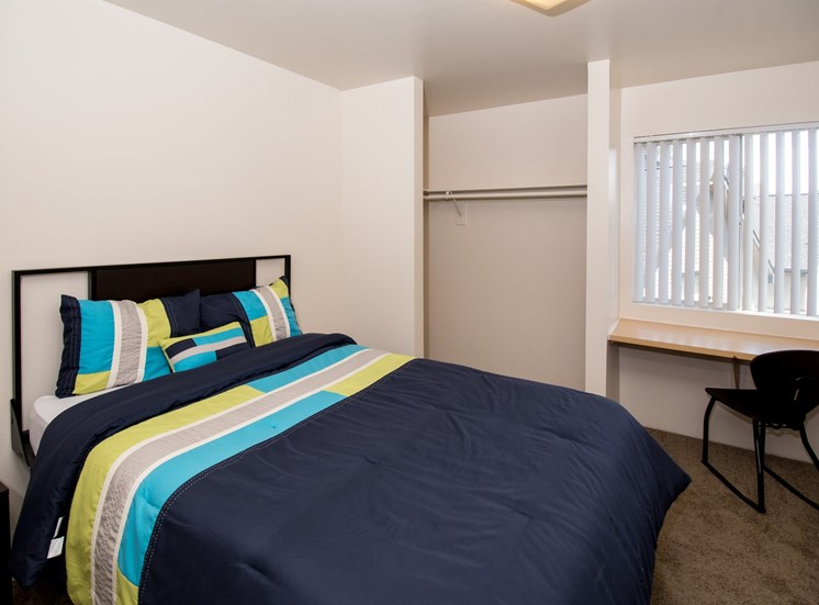 4 Bedroom Apartment Bedroom 3