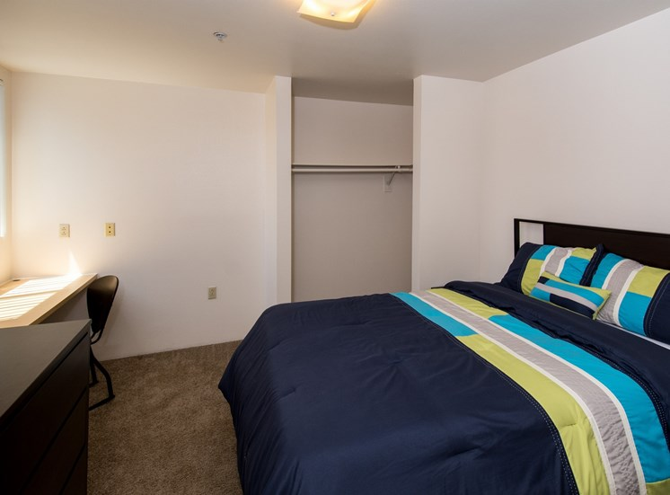 4 Bedroom Apartment Bedroom 4