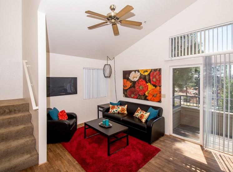 4 Bedroom Apartment Living Room