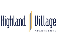 at Highland Village Apartments Logo, Flagstaff