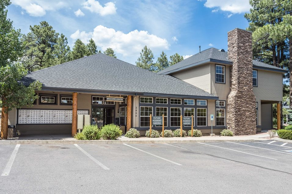 Highland Village Apartments Welcome Center Clubhouse