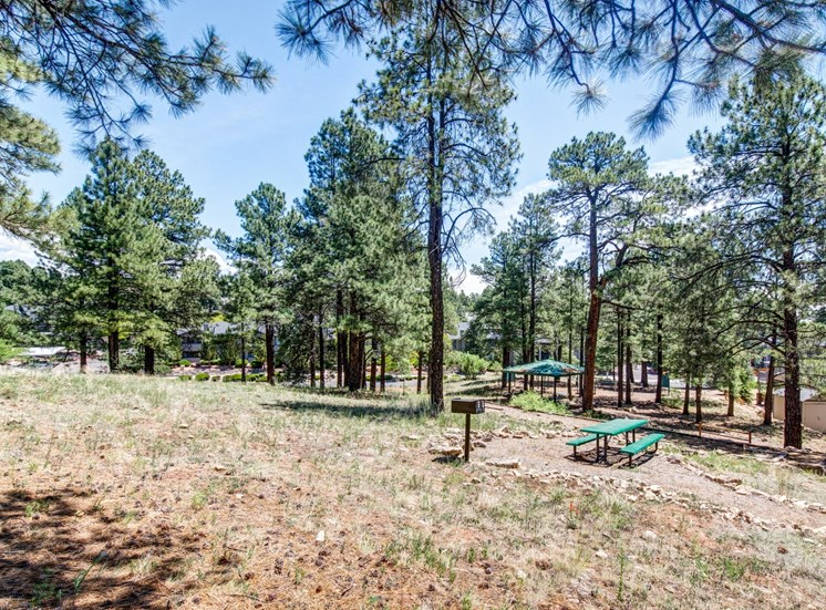Highland Village BBQ & Picnic Areas, Gazebos, Outdoor Fitness Course
