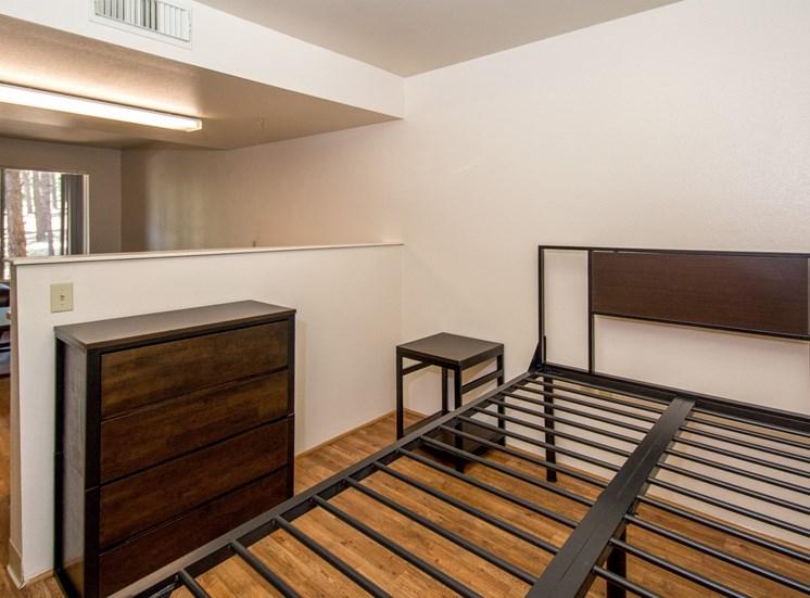 Studio Sleeping Area includes Furniture