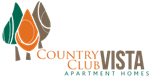 Logo at Country Club Vista Apartments, Flagstaff, AZ 86004
