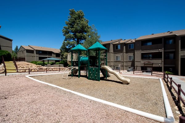 Playground at Country Club Vista Apartments, Flagstaff, AZ