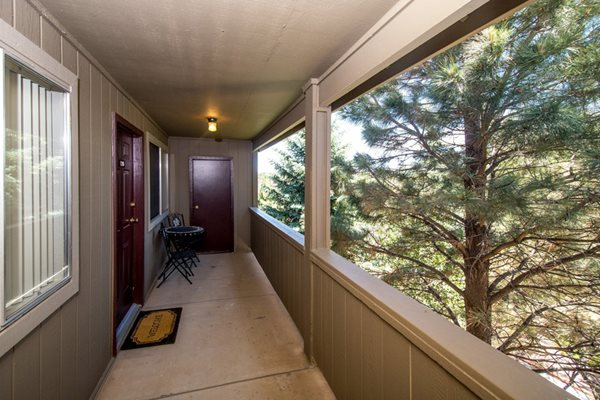Spacious Balcony/Patio at Country Club Vista Apartments, 5250 East Cortland Blvd, Arizona
