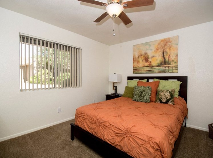 Private Master Bedroom at Country Club Terrace Apartments, 5404 East Cortland Blvd, Flagstaff, Arizona