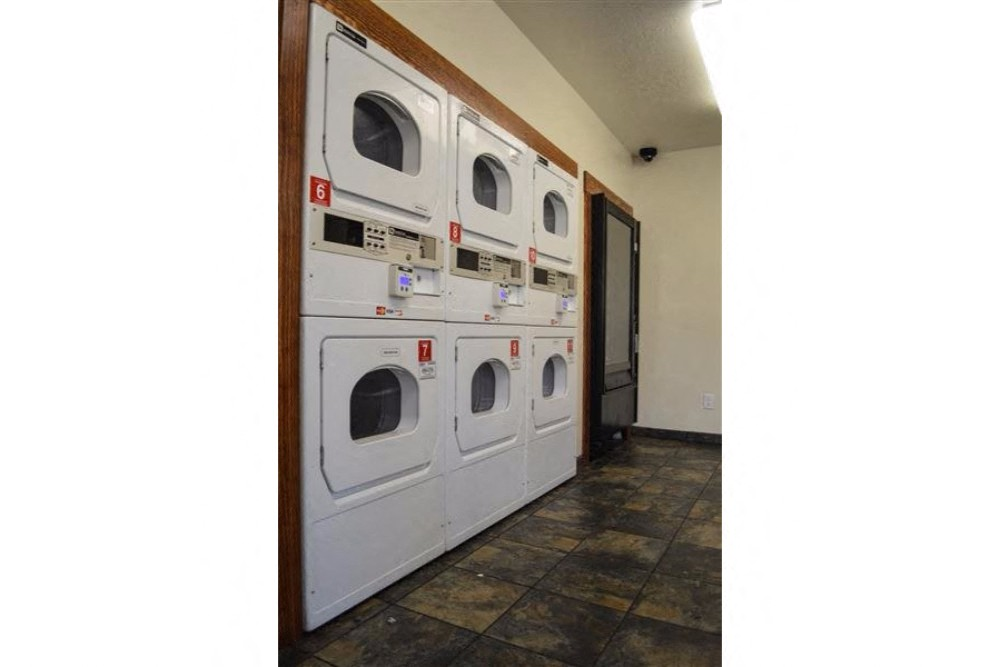 Full-Size Washers and Dryers at Country Club Terrace Apartments, Flagstaff, Arizona