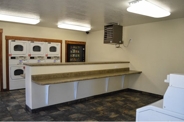 On-Site Laundry Facilities at Country Club Terrace Apartments