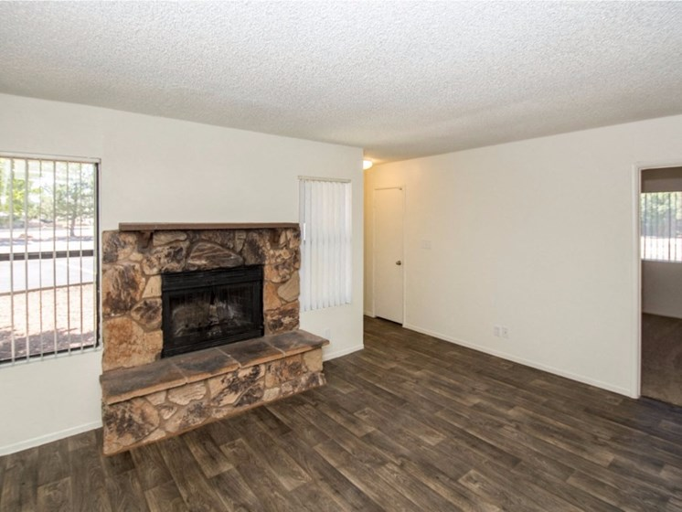 Fireplaces Available at Country Club Meadows Apartments, Flagstaff, AZ 86004