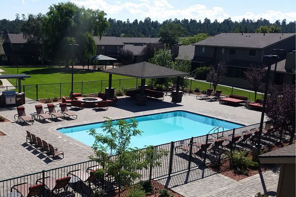 Country Club Meadows Pool and Landscape