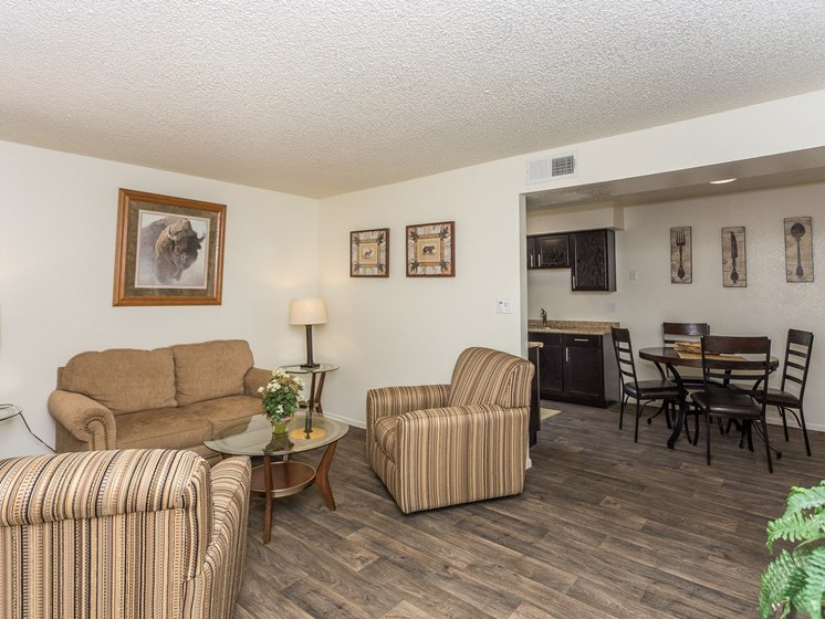 Country Club Meadows One Bedroom Apartment Home