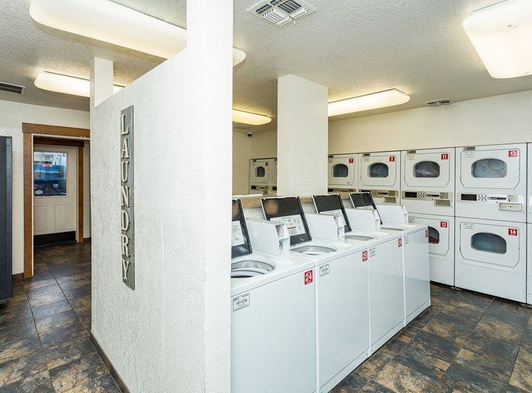Woodlands Village Laundry Facility