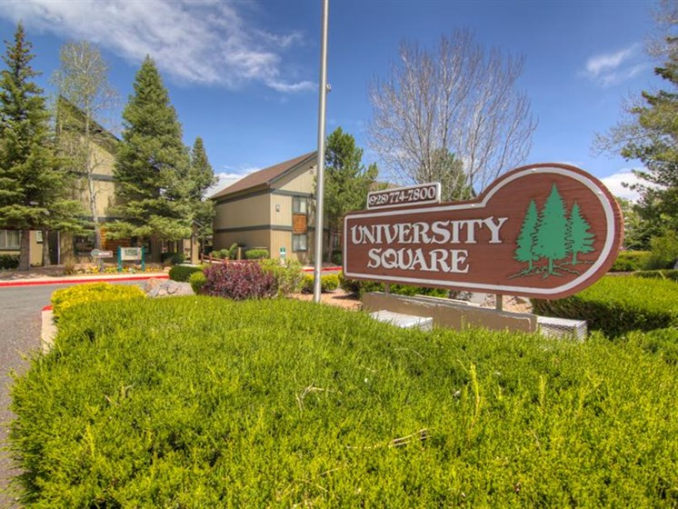 University Square Apartments, Flagstaff, AZ,86001