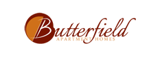 at Butterfield Apartments Logo, Flagstaff