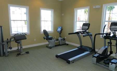 fitness center, Olive Grove Apartments, Ormond Beach, FL, 32174