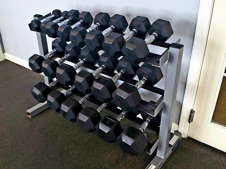 Apartments in Omaha, NE free weights