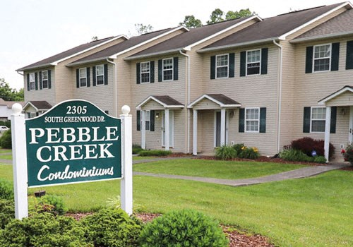 Pebble Creek Condominiums Community Thumbnail 1