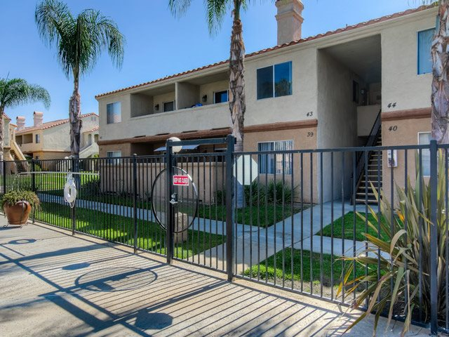 Access Controlled Community at Sedona Apartment Homes, Moreno Valley, CA