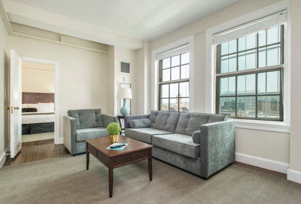 One bedroom apartment rental in Boston - Back Bay