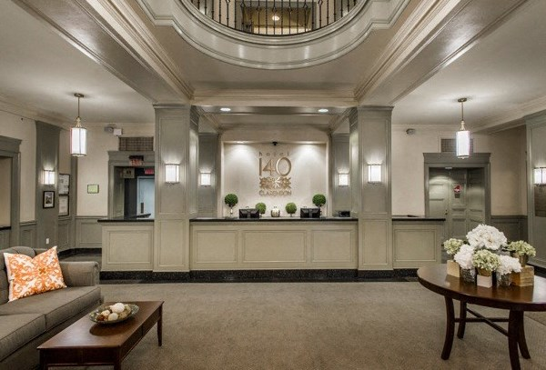 Elegant spaces welcome you home to Clarendon Residences in Boston