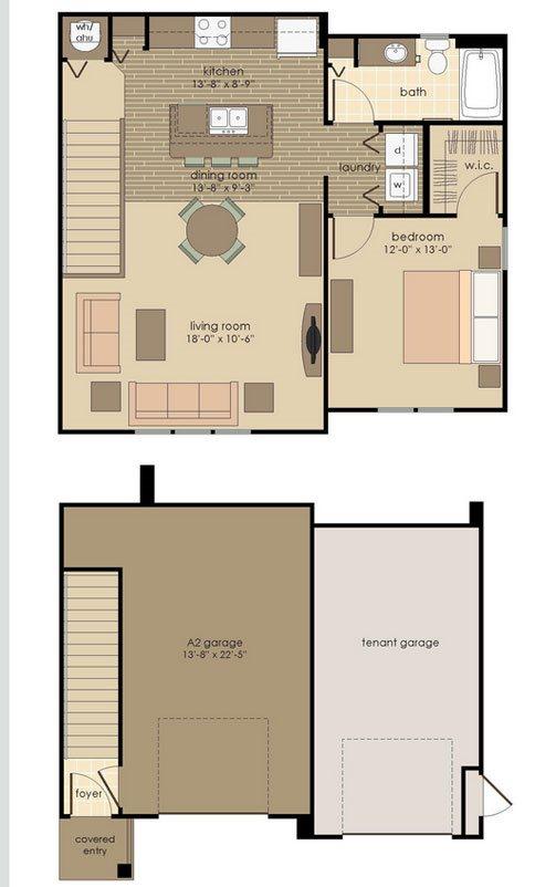The Lennon Floor Plan 2