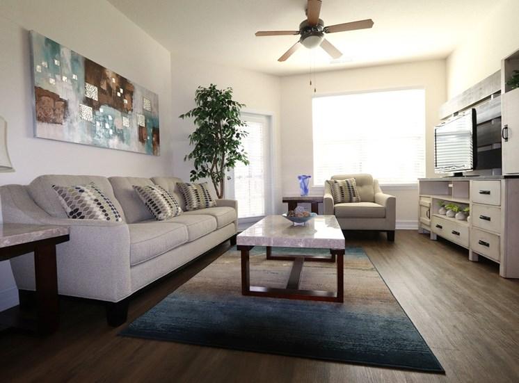 Glen Interior Living Room