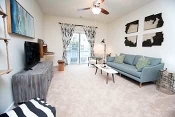 900 East Six Forks Road 1-3 Beds Apartment for Rent Photo Gallery 1